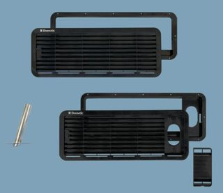 DOMETIC VENT KIT AS1625 no TEE - BLACK