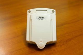 CLIPSAL 435VFS15 INLET SOCKET - WHITE