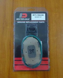 E/BRAKE MAGNET OVAL - DEXTER K71-104-00