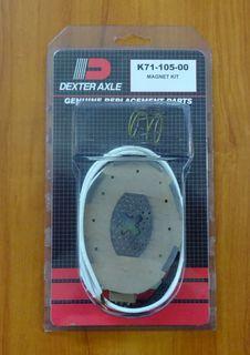 E/BRAKE MAGNET OVAL - DEXTER K71-105-00