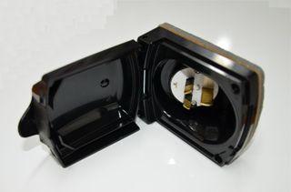 CLIPSAL 435VFS15 INLET SOCKET - BLACK