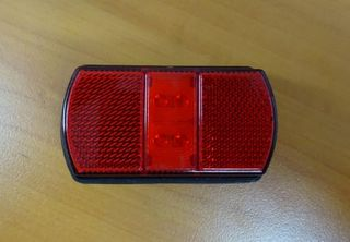 LIGHT - REAR MARKER RED LED RM8RLED