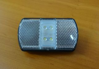 LIGHT - FRONT MARKER CLEAR LED FM8CLED