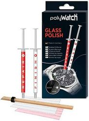 POLYWATCH SCRATCH REMOVER FOR GLASS