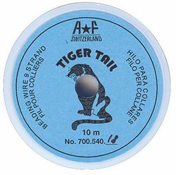 TIGERTAIL BEADING WIRE