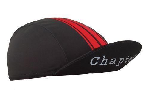 CHAPTAH CAP RACING RED