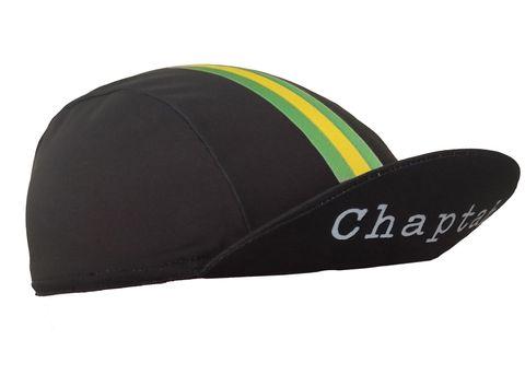 CHAPTAH CYCLING CAP - B/GG
