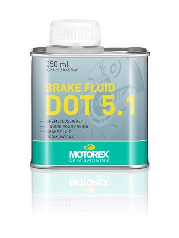 Motorex DOT 5.1 Brake Fluid 250m