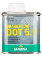 Motorex DOT 5.1 Brake Fluid 250m
