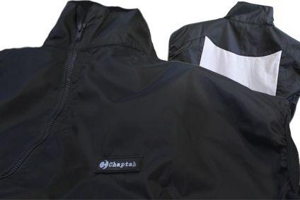 Chaptah Vest Black Small