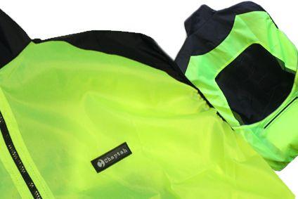 Chaptah Vest Fluro Yellow XS