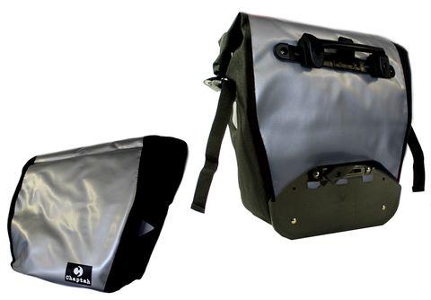 Chaptah Pannier Waterproof Large (pair)