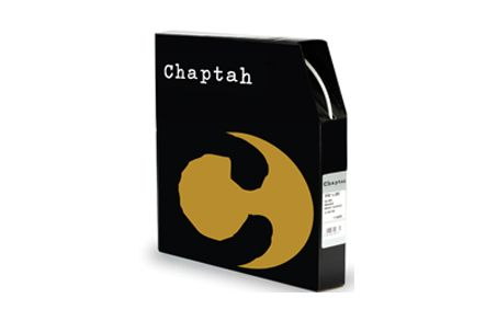 Chaptah BOuter Blk 5mm Lined 2P Disp30m