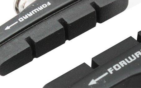 Chaptah PA113 (Prem) 55mm Cart Brake Pad