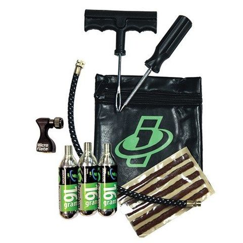 Tyre Repair & Infl. Kit Basic