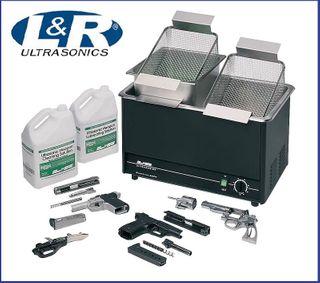 L & R ULTRASONICS