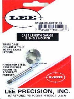 221 Fireball Case Length Gauge