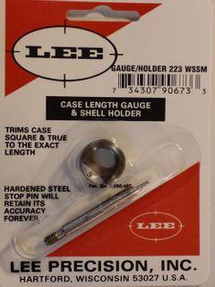 223 WSSM Case Length Gauge