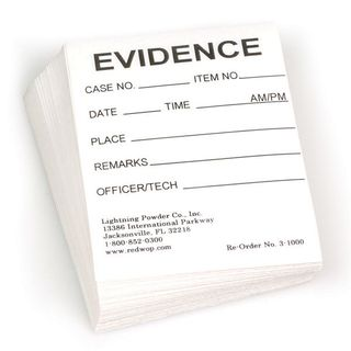 Evidence ID Labels (100)