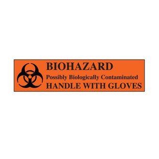 Biohazard Seals (250)