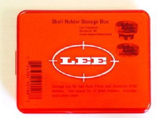 Shell Holder Box (Red)