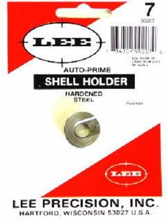 Auto Prime Shell Holder No. 7
