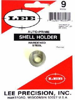 Auto Prime Shell Holder No. 9