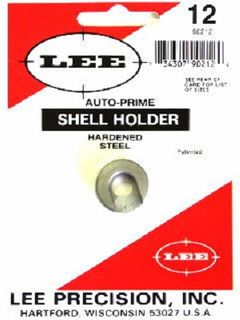 Auto Prime Shell Holder No. 12