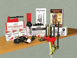 Classic Turret Press Kit