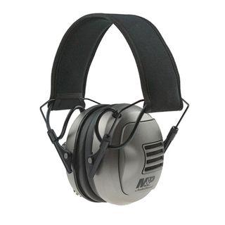 S&W Black M&P Electronic Ear Muffs