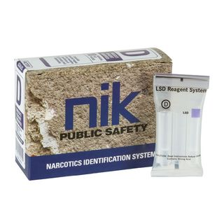 NIK Test D (Box of 10)