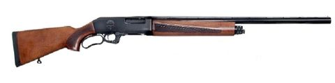 "Lever Action Shotgun - 21"" Barrel 12G"