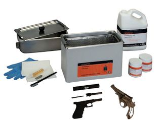 HCS200 Handgun Cleaning System 240V