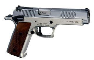 Sport Pistol 9x19 5 Bbl. Silver