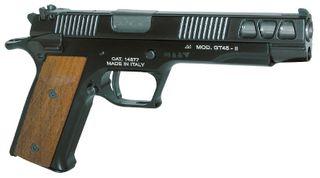 Sport Pistol 9x19 6 Bbl. Black
