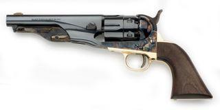 1862 Police Sheriff Rev .44 Cal