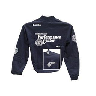 S&W Navy Long Sleeve Performance Ctr -XL