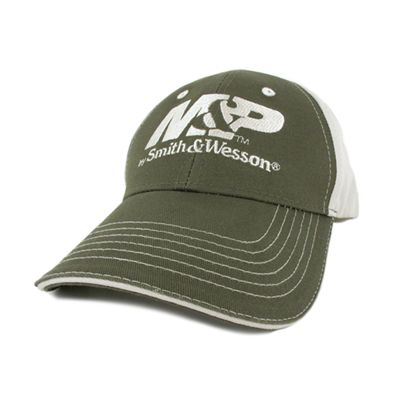 S&W Two-Tone Olive & Putty Cap/Hat