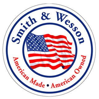 S&W American Made Decal