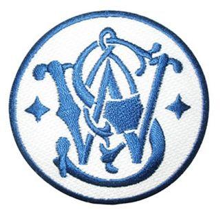 S&W Logo Patch