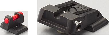 Carry Sight F/Optic D/Tail S&W M&P