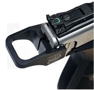 """halo"" Charging Ring S&W Victory - Black"