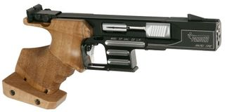 Rapid Fire Sport Pistol .22LR