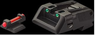 Kimber Fibre Optic F/Sight Set