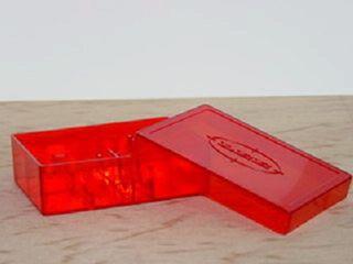 Flat Die Box (Red)