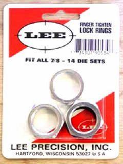 Die Lock Rings (Pack 3)