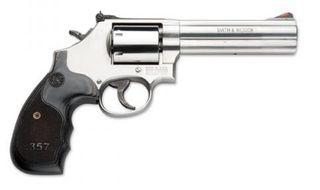 M686 3-5-7 .357 Cal 5 Bbl 7Sh Revolver