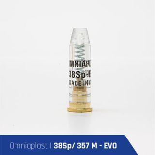 Omniaplast 38Spl/357M Evo Snap Cap