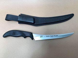 G96 Cuda Flex Fillet Knife