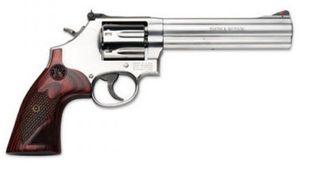 M686 Dlx .357 Cal 6 Bbl 7Sh Revolver